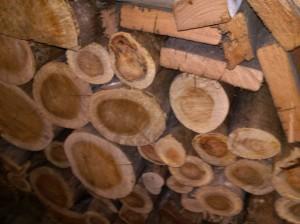 Hello, Woodpile. Image by The Naughty Corner