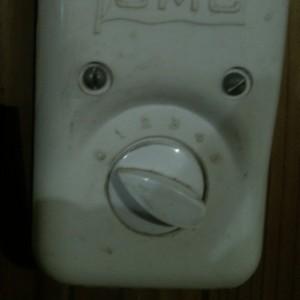 Birdy Fan Switch. Image by The Naughty Corner.